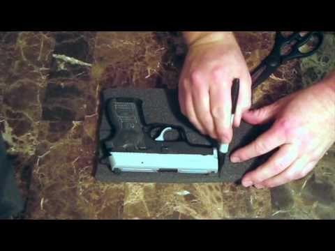 Home - The Can Man - Custom Gun Cases