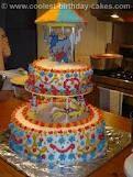 neat circus cake