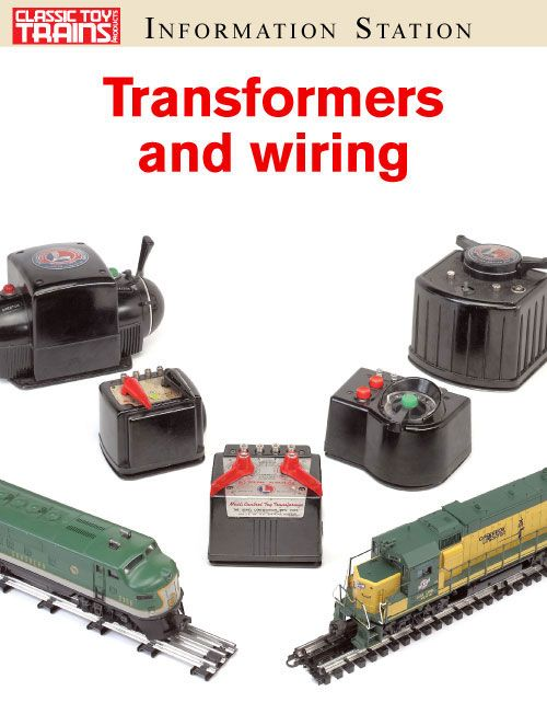 Transformers And Wiring With Images Model Railway Track Plans