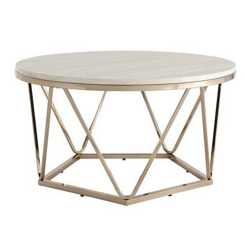 Trygve Coffee Table Round Coffee Table Round Wood Coffee Table