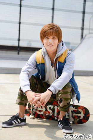 EXILE TRIBEの岩田剛典が連ドラ初レギュラー出演。10月16