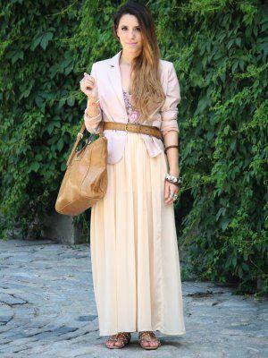 Armodi Outfit   Primavera 2012. Combinar Cinturón Marróno Stradivarius, Cómo vestirse y combinar según Armodi el 7-6-2012