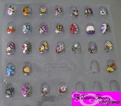 RoseBox: Drika designer de unhas!