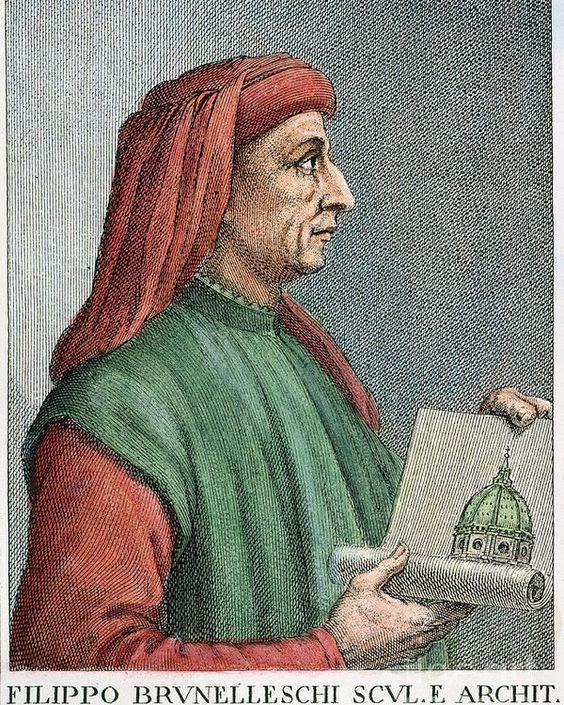 Filippo Brunelleschi / 1550