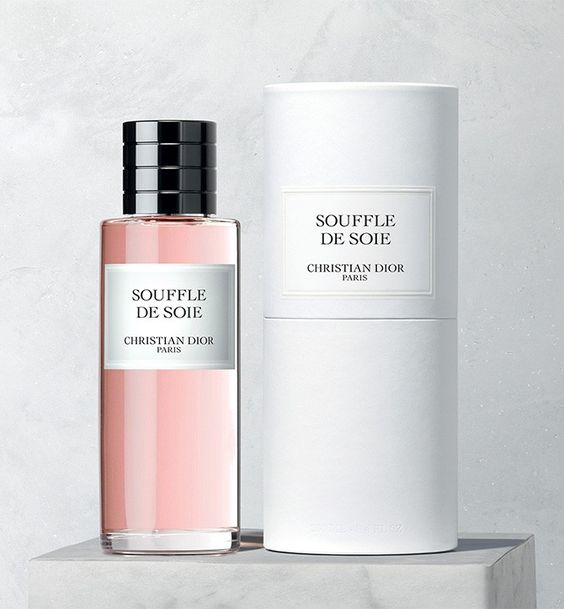 Souffle de soie, Collection Privée, de Dior