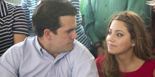 Pierde embarazo esposa de Ricardo Rosselló -...