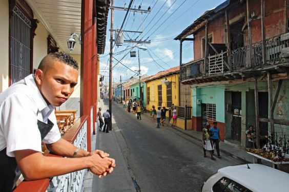 Santiago de #Cuba. La rue #Heredia ©Salaün Holidays