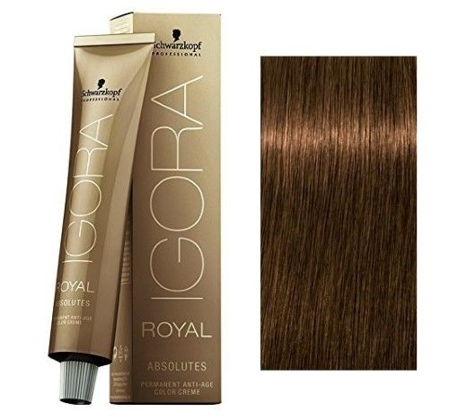 Schwarzkopf Professional Igora Royal Absolutes Hair Color 6 50 Dark Blonde Gold Natural 6 50 Dark Blonde G Schwarzkopf Hair Color Hair Color Chart Hair Color