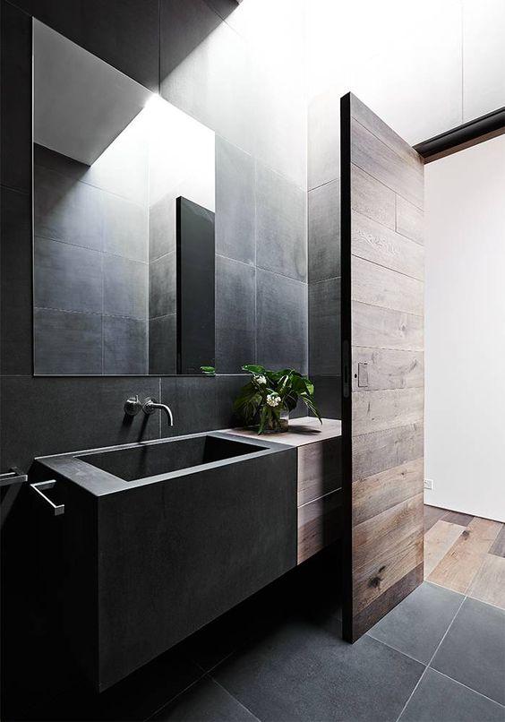 Da série: Banheiros Incríveis. ;)