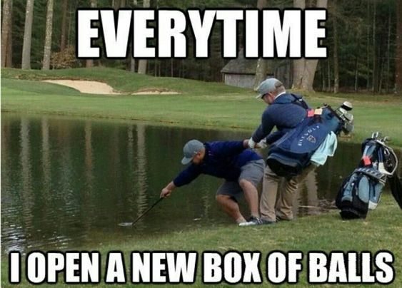 Top 15 Funny Golf Memes That You Should Share At The Golf Course!! – BazBuzz