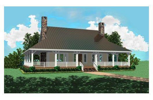 House plans farmhouse plans and wraps on pinterest for Tin house plans