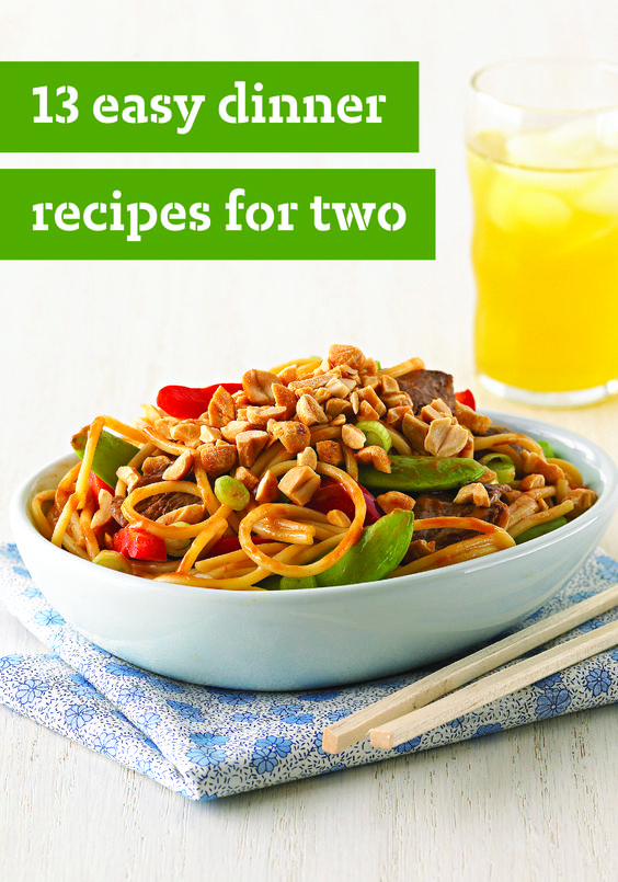13 Easy Recipes For Two Looking For A Quick Pasta Dish For Two Or Cheeseca
