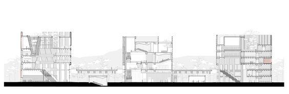 Galería de McCullough Mulvin Architects diseñan la extensión de una universidad en la India - 2