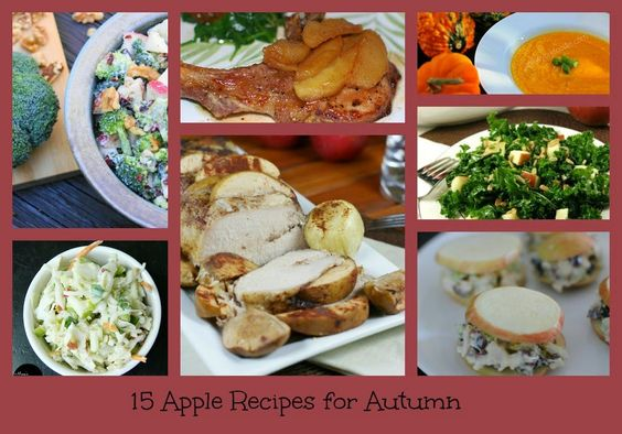 15 Apple Recipes for Autumn