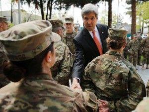 Explosiones en el centro de Kabul tras la visita de John Kerry