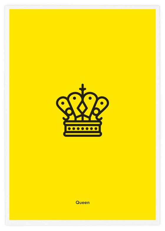 Uma agência de design de Madrid chamada Tata&Friends resolveu divulgar seu trabalho de iconografia através de um projeto interessante. É o Rock Band Icons: cartazes minimalistas que representam literalmente os nomes das bandas, através de ícones. Bom pra estudar inglês, uma vez que todos os símbolos representam palavras na língua do Obama