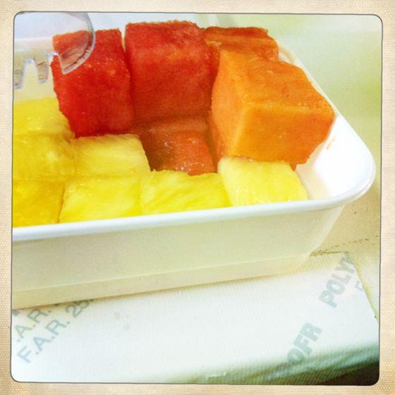 Frutita de avión