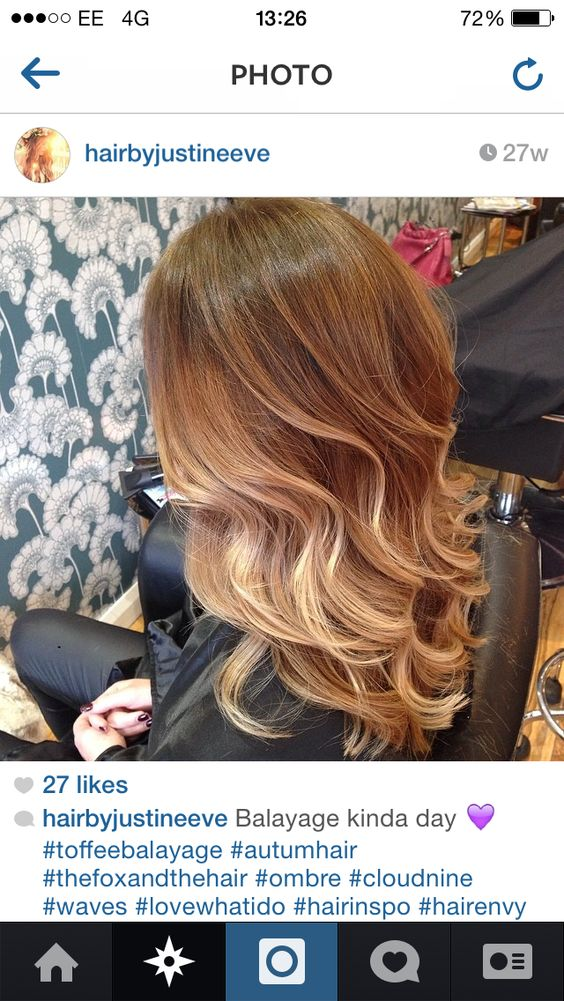 My next colour change for the winter :)