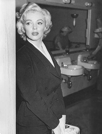 "Marilyn Monroe, ""Niagara"", 1953."