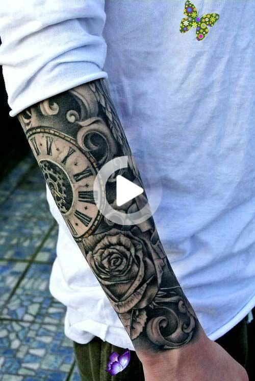 Les plus beaux tatouages de mannequins homme