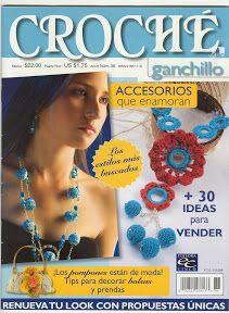 Croche Accesorios que Enamoran - Alejandra Tejedora - Picasa Web Albums