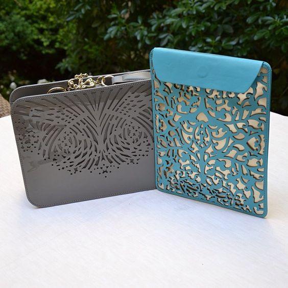 Shaoo Shadow bag and iPad case