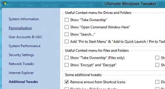 [Tutorial] How To Remove 'Shortcut' Word and Arrows From Your Icons – Windows - If you want to get rid of those arrows sticking over your desktop icons in Windows Vista, Windows 7 or Windows 8 I will show you very simple solution for that in this tutorial. [Click on Image Or Source on Top to See Full News]