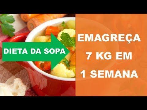 Dieta da sopa milagrosa cardapio