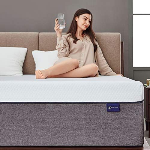 Twin Xl Mattress Ssecretland 8 Inch Gel Memory Foam Mattress With Certipur Us Certified Foam Bed Mattress In A Foam Mattress Bed Foam Mattress Bed Mattress