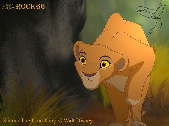 TLK Kiara and her first hunt by KateROCK666 | Disney ...