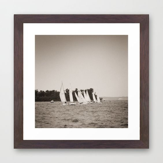 Today only! Take $10 off all of my framed prints and canvases when you use the following special link: http://society6.com/ryanlynham/framed-prints?promo=F7XQCR424VR4  #art #christmas #gift #annapolis #naptown #film #photography #decor #home #sailing #present #holiday #Chesapeake