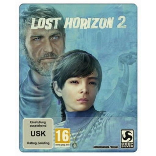 Lost Horizon 2  Steel Book  PC in Adventure, Spiele und Games in Online Shop http://Spiel.Zone