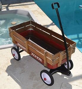 vintage radio flyer wagon | Details about Vintage Radio Flyer TravLer Original Parts. Pull Wagon.