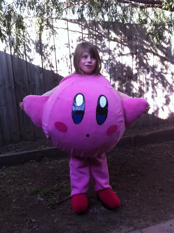 handmade costumes for sale kirby costume family 5534
