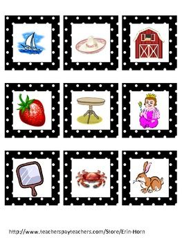 spanish rhyming cards free on tpt spanish phonemic awareness ideas pinterest chang 39 e 3. Black Bedroom Furniture Sets. Home Design Ideas