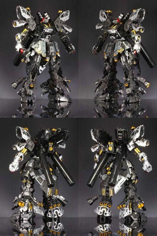 Sazabi Ver. Ka 1/100 - Metallic Color Painted Build Image - Gundam Toys Shop, Gunpla Model Kits Hobby Online Store, Diorama Supply, Tamiya Paint, Bandai Action Figures Supplier