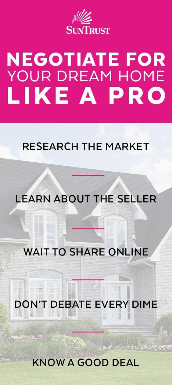 Congrats! You just found the home of your dreams. Now it's time to get the best price possible. Before you start negotiating, do your research. Look into the home's market history and what comparable properties are going for. Following these key steps will help you avoid overspending on your home.