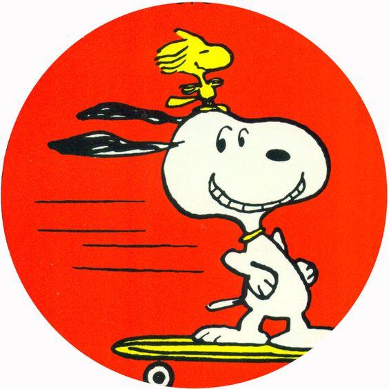 Vintage Snoopy Valentine Cards