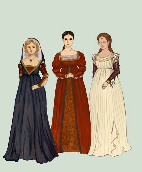 53 Best Images About Medieval Dress On Pinterest: Pinterest • The World's Catalog Of Ideas
