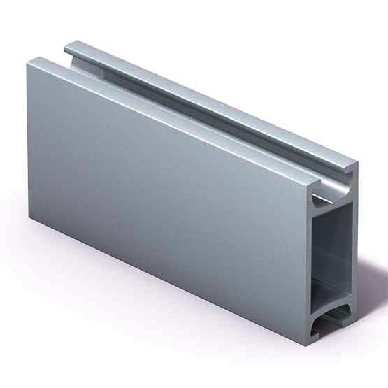 Ph1005 Horizontal Extrusion Modular Display System Aluminum Extrusion Extrusion