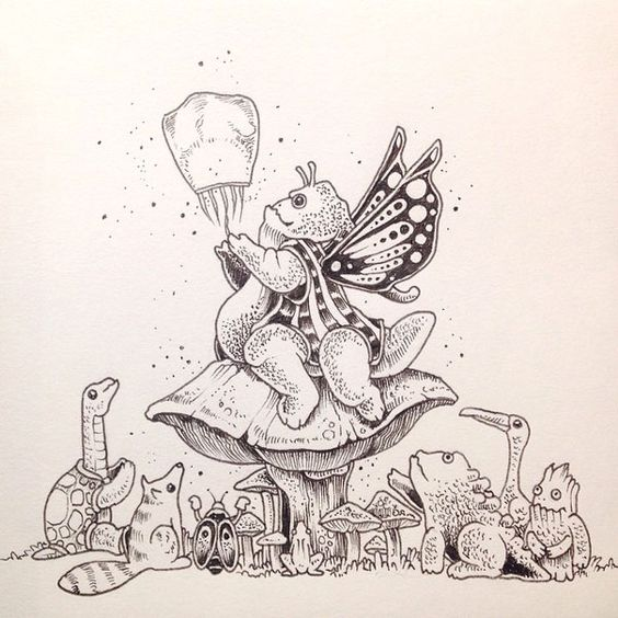 Illustrations Kerby Rosanes 22 600x600