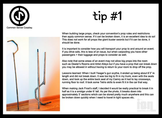 Cosplay Tip 3 Gun Props by *Bllacksheep on deviantART For - return to work note