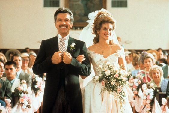 Pin for Later: Die 45 schönsten Hochzeitskleider aus Film und Fernsehen Magnolien aus Stahl