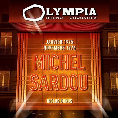 Michel Sardou - Olympia 2CD / 1975 & 1976