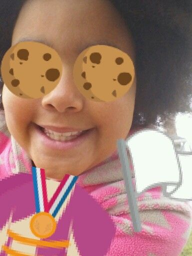 Cookie yummy lookei