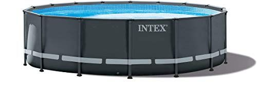 Best Seller Intex 16ft X 48in Ultra Xtr Pool Set Sand Filter Pump Ladder Ground Cloth Pool Cover Online Chicprettygoods In 2020 Pool Cover Intex Portable Pools