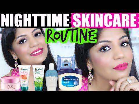 Night Time Skin Care Routine For Oily Acne Skin Superprincessjo