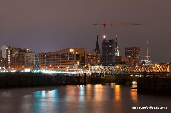 Im Norden wird die heranrückende Hafencity zunehmend vitaler. #Hafencity #Hamburg