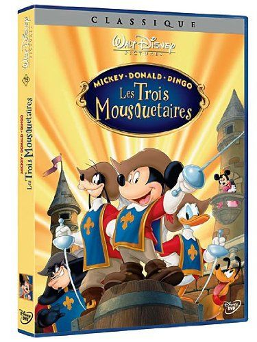 Les Trois mousquetaires BUENA VISTA HOME ENTERTAINMENT (FRANCE) S.A. http://www.amazon.fr/dp/B0002IE4CK/ref=cm_sw_r_pi_dp_8iYwwb12VR47T