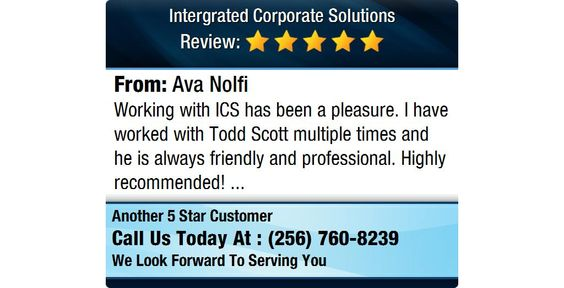 Working with ICS has been a pleasure. I have worked with Todd Scott multiple times and he...